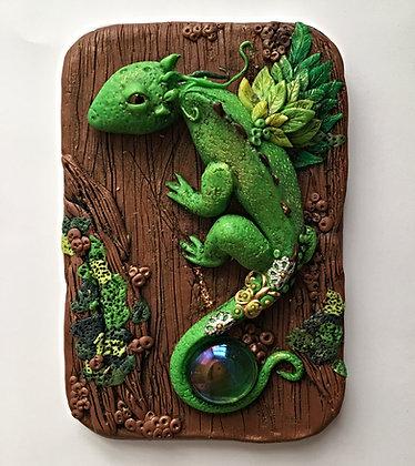 Woodland Dragon Accessory Case