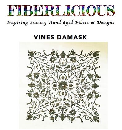 Vines Damask