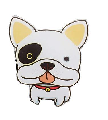 Little Pug puppy Needle Minder