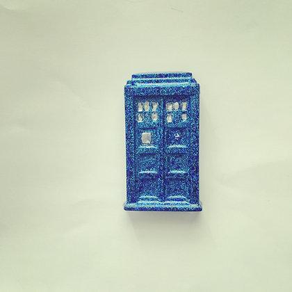 Extravagant Sparkle TARDIS