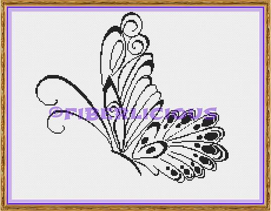 Gem Butterfly