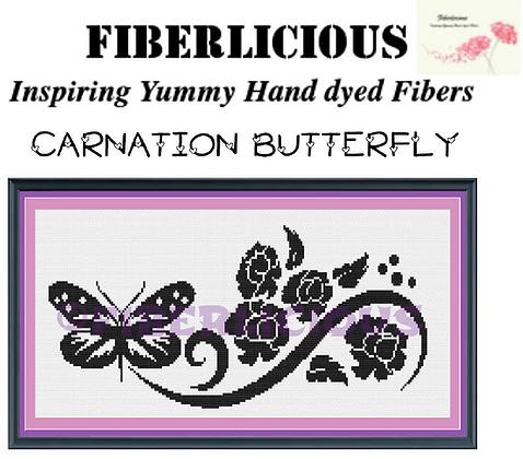 Carnation Butterfly