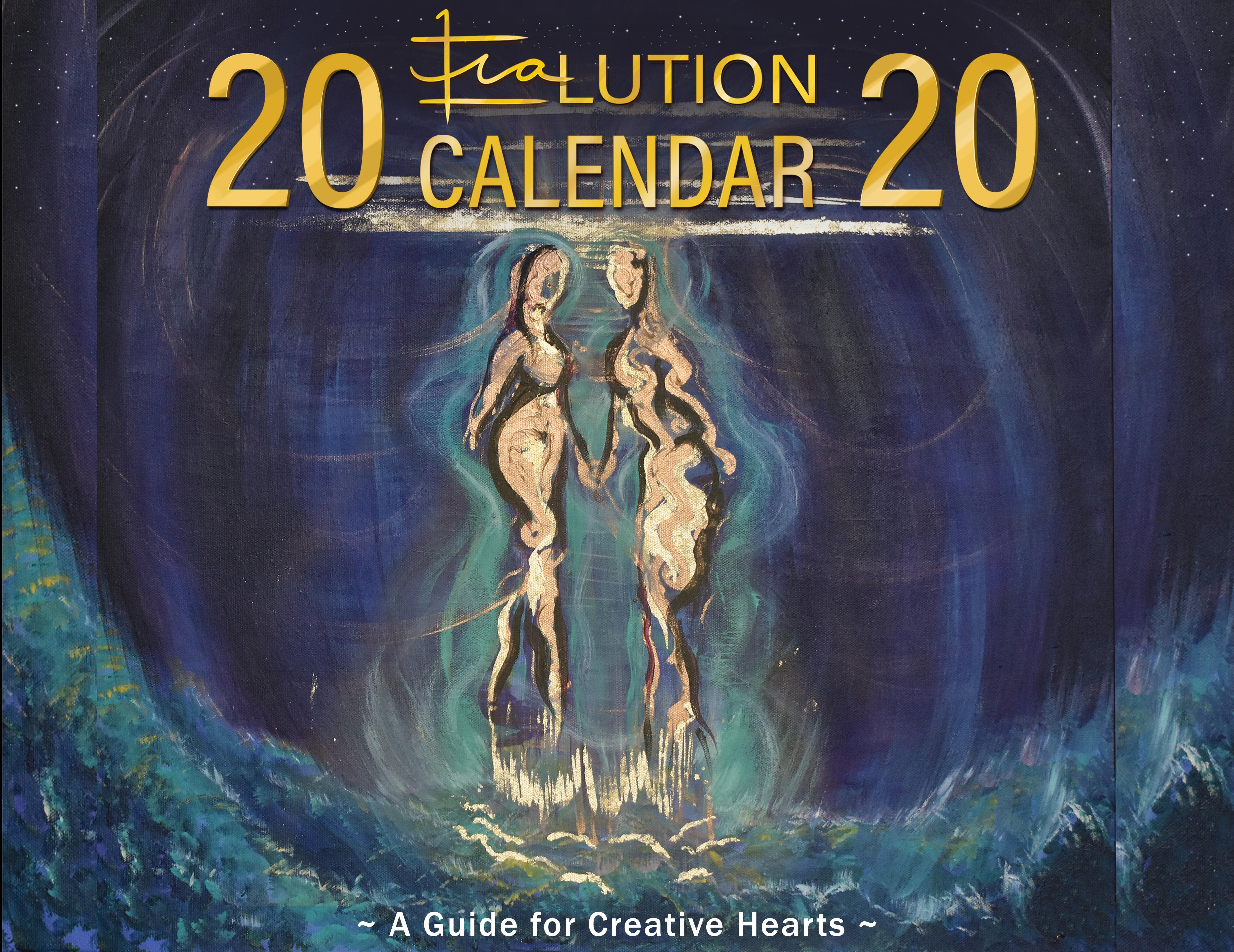 THE 2020 EVALUTION CALENDAR