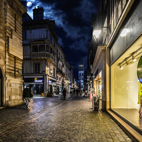 PODCASTS : La vie nocturne à Rouen