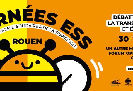 PODCAST : Journées de l'ESS 2019