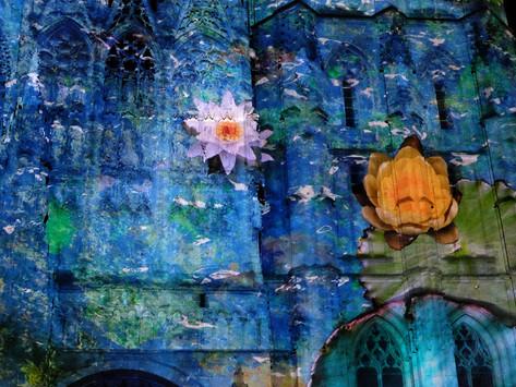 Les projections sur la Cathédrale de retour le 18 juin à Rouen
