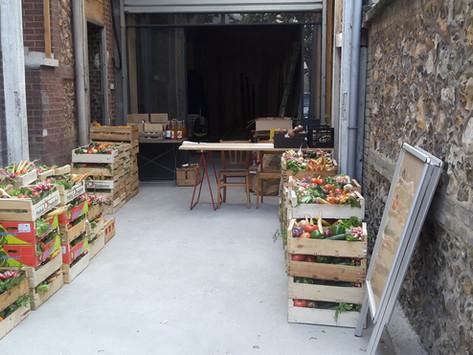 Mangez local à Sotteville-Lès-Rouen avec Le Radis