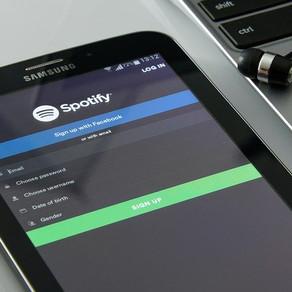28 musiques sont postées chaque minute sur Spotify !