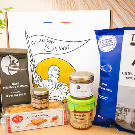 """Remportez la box gourmande """"Les Trésors de Jeanne"""" !"""