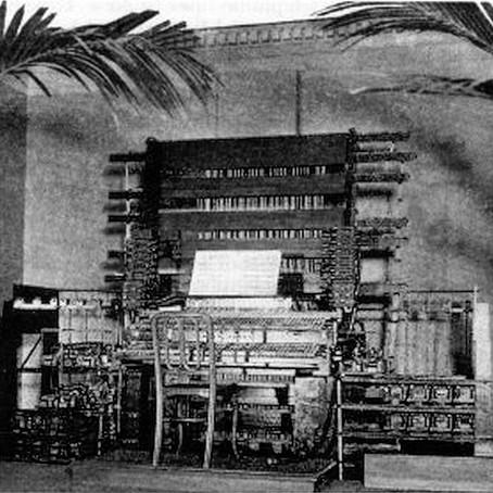 Le Telharmonium, l'instrument du XIXème écoutable au téléphone
