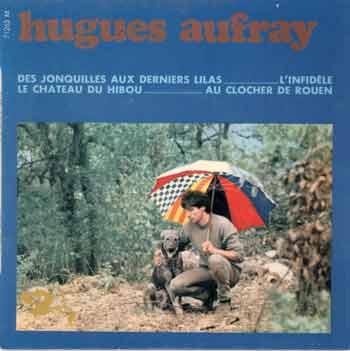 Hugues Aufray a composé une chanson sur Rouen !