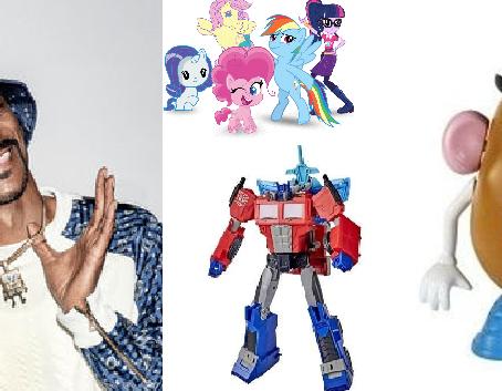 Le fabricant de jouet Hasbro détient une partie du catalogue de Snoop Dog et Dr Dre