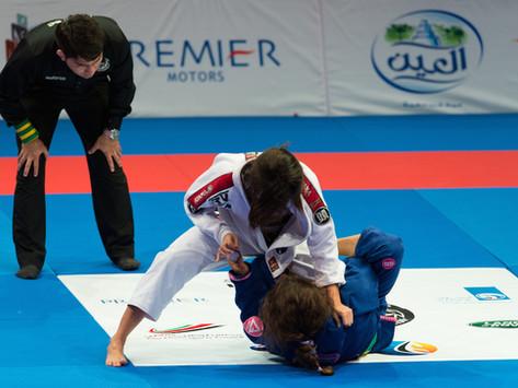Le Jui-jitsu brésilien arrive à Rouen