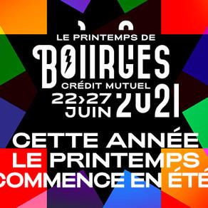 Le Printemps de Bourges dévoile sa programmation pour 2021