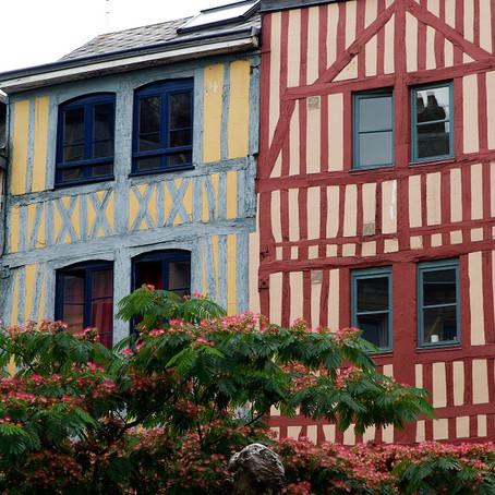 Urbanisme : La nature de retour à Rouen