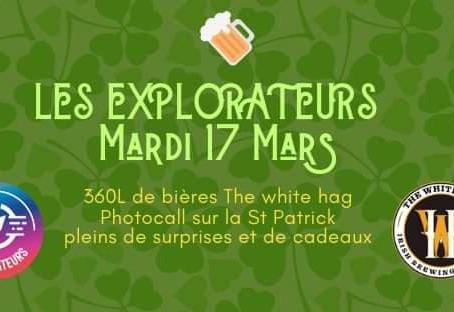 Saint Patrick : Visitez l'Irlande depuis Rouen !
