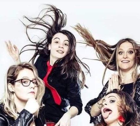 PODCAST : Les Ladies Ballbreacker dans l'Indie Hour de Jo !
