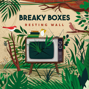Album review : Resting Wall des Breaky Boxes