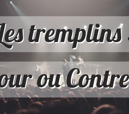 Tremplins musicaux : pour ou contre ?