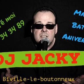 DJ Jacky prend sa retraite
