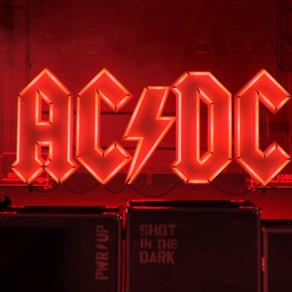 Découvrez le nouveau titre d'ACDC, Shot In the Dark !