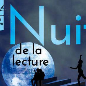 2ème Nuit de la Lecture à Rouen