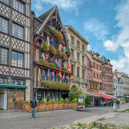 La plus vieille auberge de France est située à Rouen