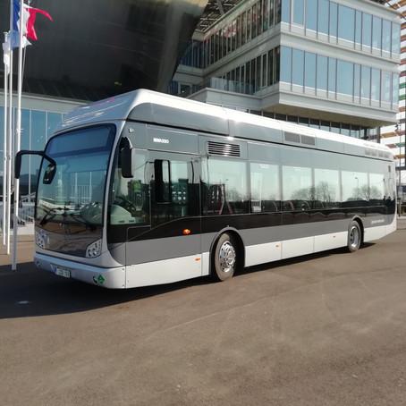 On a testé les futurs bus à hydrogène de la Métropole