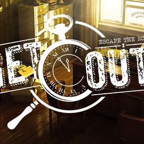Get Out, la nouvelle escape room à Rouen !