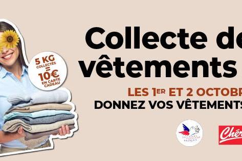 Un vide dressing solidaire aux Docks 76