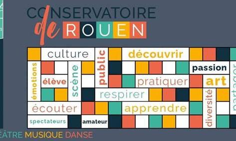 Le Conservatoire de Rouen débute sa saison artistique ce vendredi