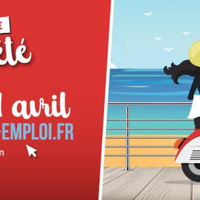 Le CRIJ Normandie organise son Forum Job d'été en ligne du 12 au 21 avril