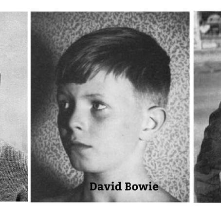 25 photos d'enfants devenus stars du Pop-Rock