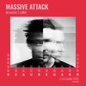Massive Attack à Beauregard !