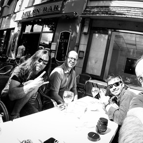 PODCAST : The Smoke en interview-café !