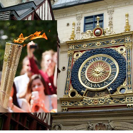 La flamme olympique à Rouen ?