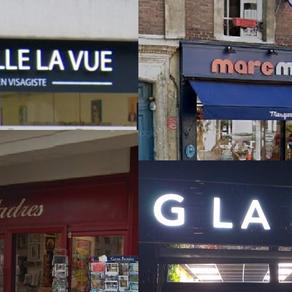 Top 10 des noms de commerces rigolos à Rouen et ses environs