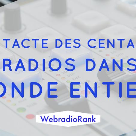 WebradioRank, l'appli qui vous aide à être diffusé en radio