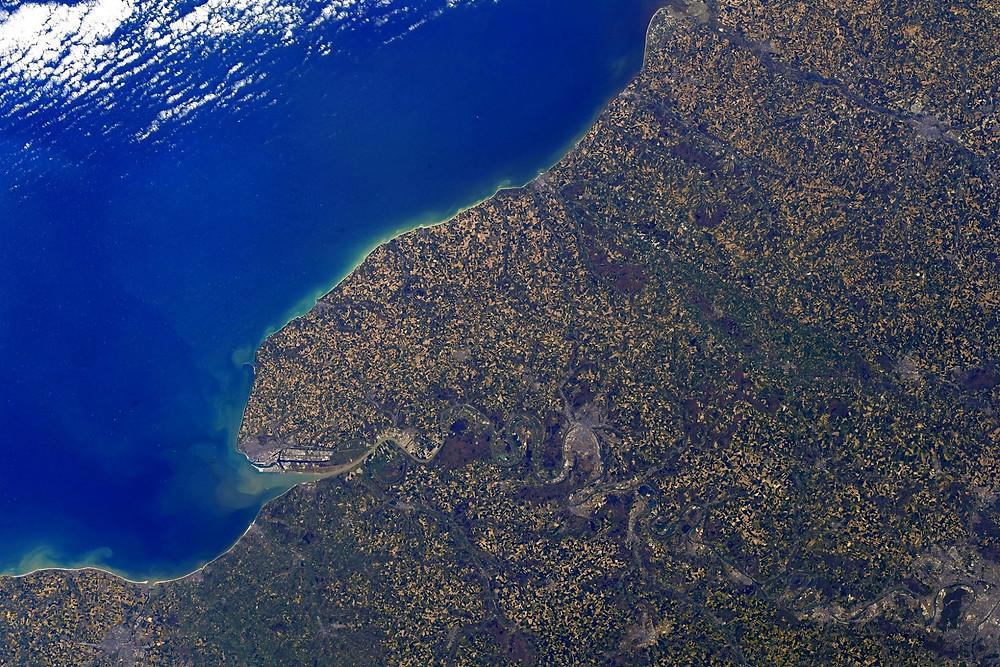 Normandie thomas pesquet