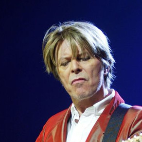 Une rue David Bowie à Paris !
