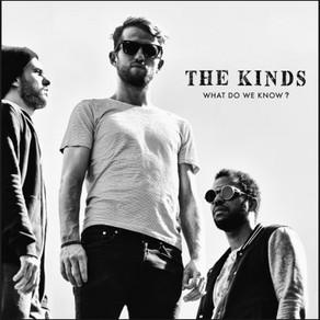 Album Review : What Do We Know de The Kinds !