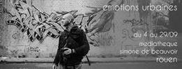 Expo photo : Emotions urbaines de Yann Cielat