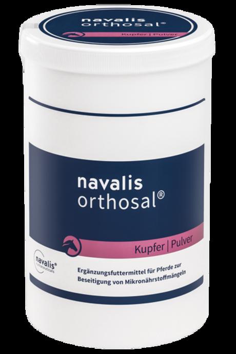 Kupfer Horse - NAVALIS Nutraceuticals Orthosal - Nährstoffpräparat für Pferde