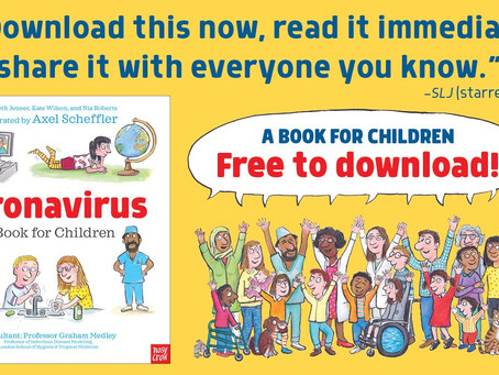 Covid-19 Booklet for Children