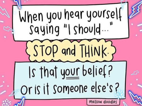 Stop and Think.....