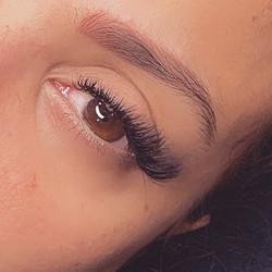 Oeil de biche pour ma chérie ♥️ #maquill