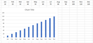 Excel Instant Chart
