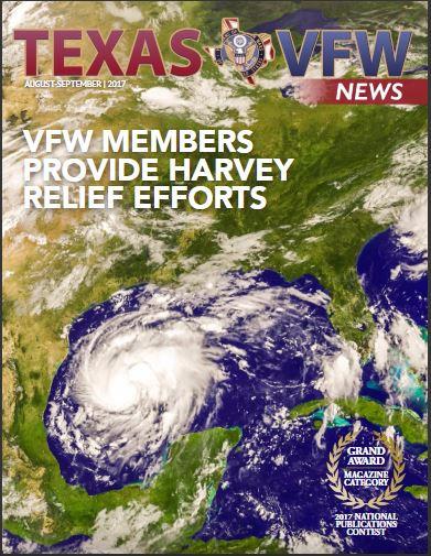 Texas VFW News | 2017 August-September