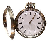 Pair Cased Pocket Watch