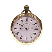 C1900 Keyless Chronograph Pocket Watch